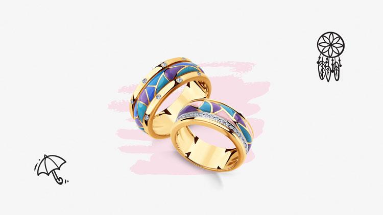 Приметы о ювелирных кольцах