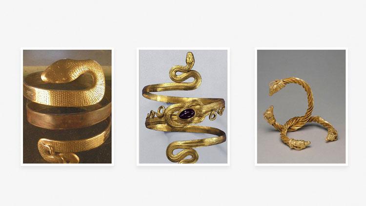 Браслеты в Древней Греции