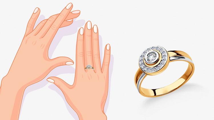 Как выбрать кольцо с бриллиантами: советы