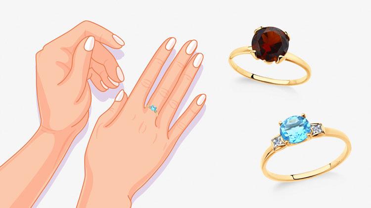 Как выбрать кольцо: советы