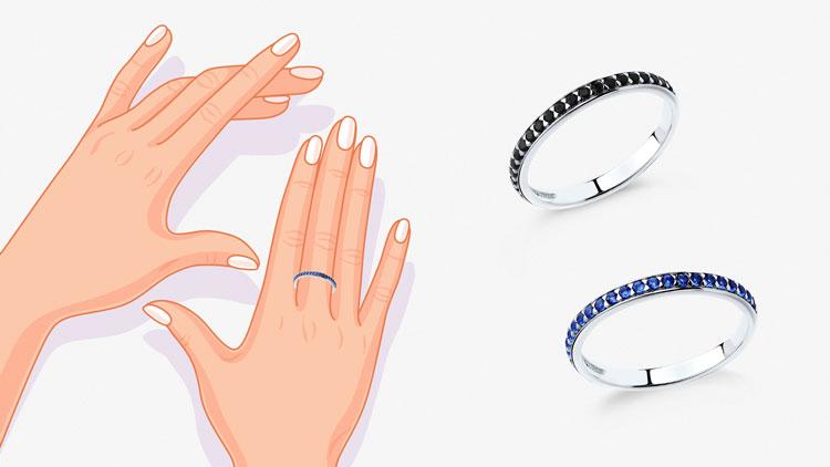 Как выбрать тонкое кольцо: советы