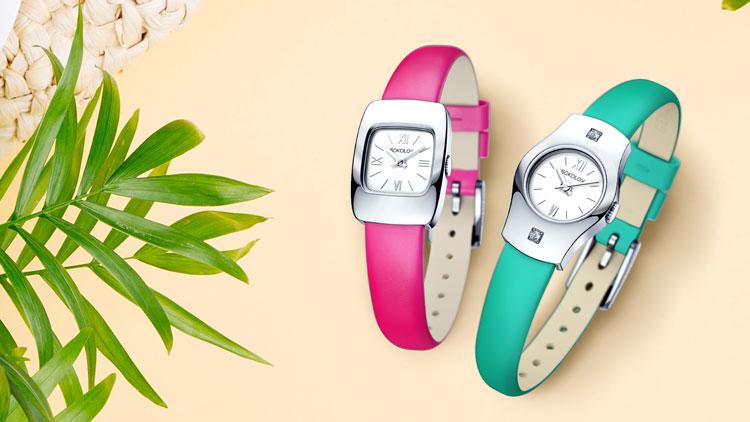 Серебряные часы, коллекция Why not