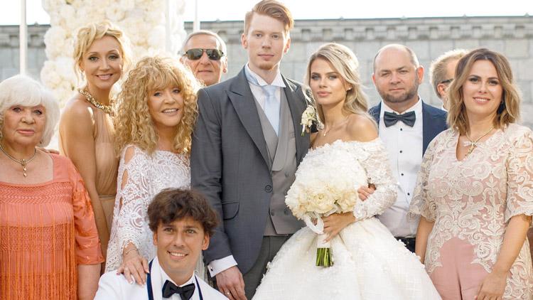 Алёна и Никита Пресняковы: свадьба