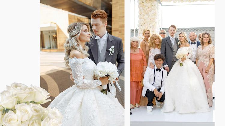 Свадьба внука Пугачёвой