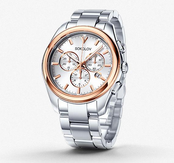 Мужские часы, коллекция Unity