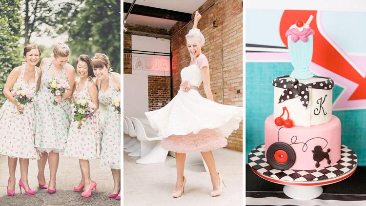 Буги-вуги: свадьба вдухе стиляг