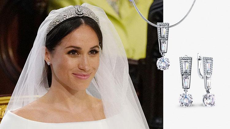 Серебряные украшения на свадьбу