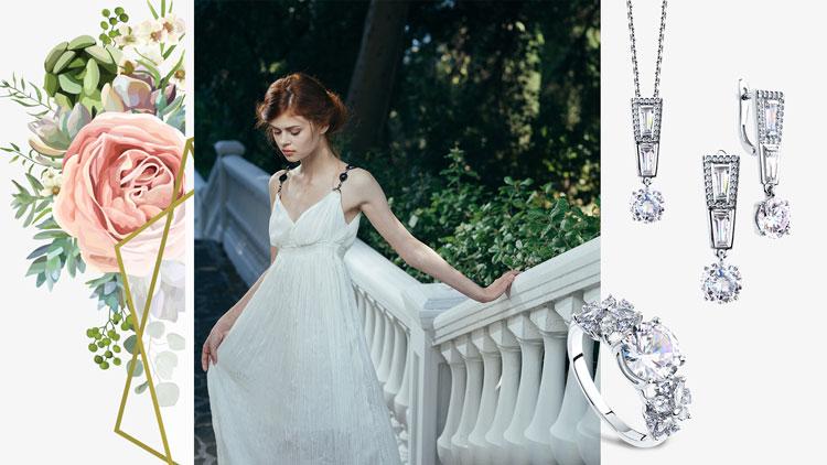 Кому подходит свадебное платье в греческом стиле
