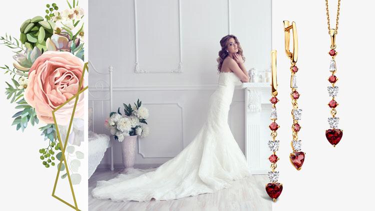Кому подходит свадебное платье-русалка